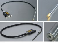 MIR fiber optic probes